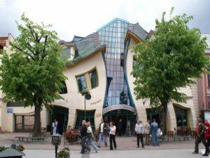 Тест на знание необычных архитектурных сооружений