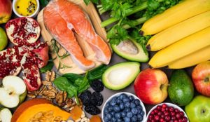 Тест про вкусную и здоровую еду