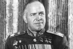 Тест: Что ты знаешь о достижениях маршала Жукова?