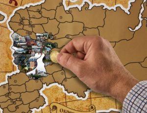Тест на эрудицию: Как хорошо вы знакомы с картой мира?