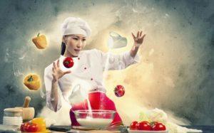Тест: Творческий ли ты повар?