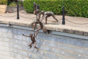 Тест по удивительным скульптурам