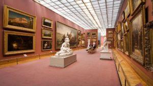 Тест: Кем бы Вы работали в музее?