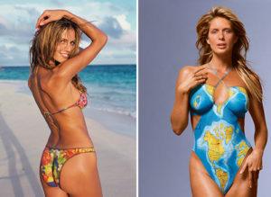 Тест: Сможешь отличить боди-арт от купальника?