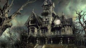 Тест: Сумеете ли вы выбраться из страшного дома с привидениями?
