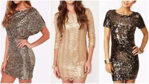 Тест для девушек: В каком платье встретить Новый год?