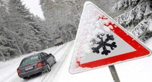 Тест: Умеешь ли ты водить зимой?