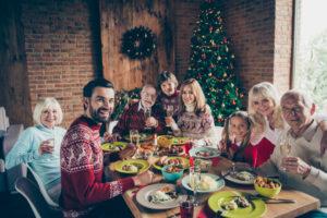 Тест: Блюда какой кухни подойдут для вашего новогоднего стола