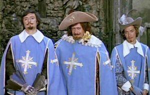 Тест: Кто вы из героев фильма «Д`Артаньян и три мушкетёра»