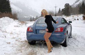 Тест для водителей: можно ли тебя зимой выпускать на дорогу?