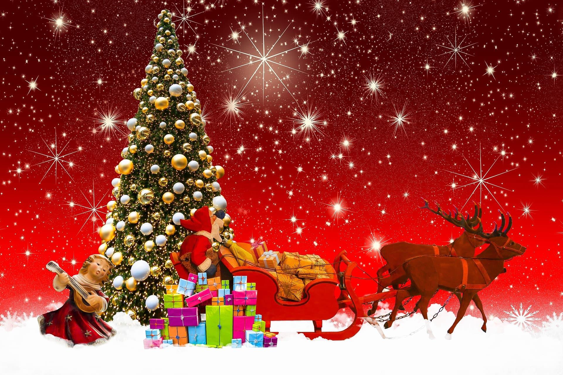 Тест: Получите ли вы подарок от Деда Мороза в этом году?