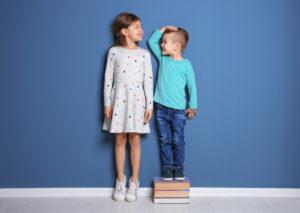 Тест: Узнай свой характер по росту