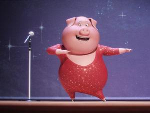Новогодний тест: Какая ты Свинья?