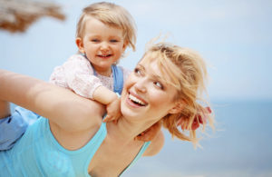 Тест для мам: Кемвыявляетесь длясвоего ребенка?