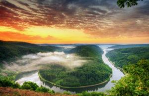 Тест по географии: Вы хорошо разбираетесь в реках?