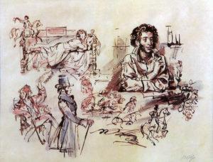 Тест: Что вы знаете о жизни и творчестве Александра Сергеевича Пушкина?