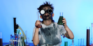 Тест по химии: Осилите этот химический эксперимент?