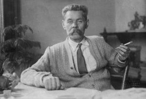 Тест по литературе: Что ты знаешь о советском писателе Максиме Горьком