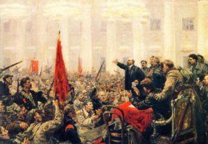 Тест по истории Октябрьской революции 1917 года