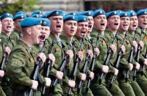 Тест об армии, который пройдут настоящие мужчины