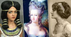 Тест: Угадаете эпоху по изображению идеальной женщины?