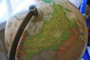 Тест на знание географии России