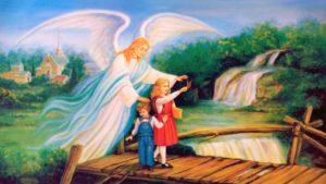 Тест: Кто твой Ангел-хранитель
