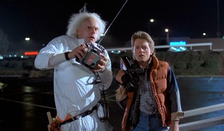 Тест: Хорошо ли вы помните фильм «Назад в будущее»?