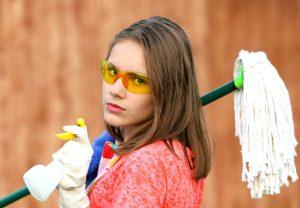 Тест: Насколько вы помешаны на чистоте