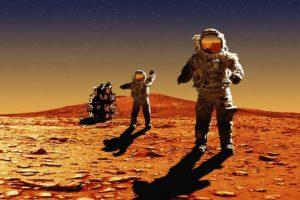 Если пройдете этот тест на 10/10, вы точно готовы к полёту на Марс!