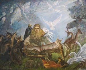 Тест: Каким мифическим существом вы могли бы быть?