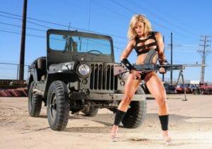 Тест: Годен ли ваш автомобиль к службе в армии?