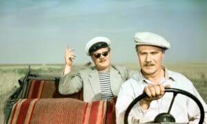 Тест: Угадайте из какого советского фильма цитата