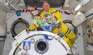 Тест: Угадаете какие вещи побывали в космосе?