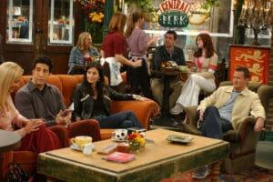 Тест: В каком кафе из сериала тебе отобедать?