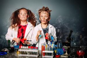 Тест по школьной химии с которым справится даже троечник