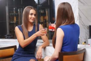 Тест онлайн для девушек и женщин: Интересная ли ты собеседница?