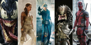 Тест по фильмам: Как хорошо вы помните фильмы 2018 года?