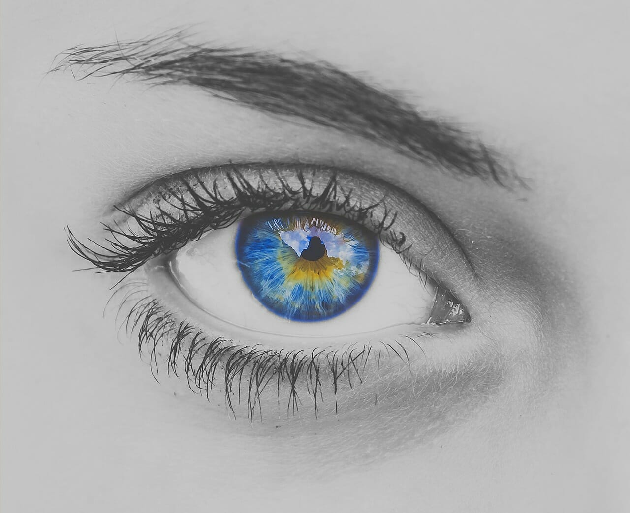 Видео тест на проверку остроты вашего зрения