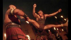 Тест: Угадай фильм с Ван Даммом по его удару ногой