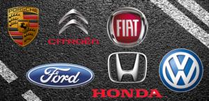 Тест на знание марок автомобилей