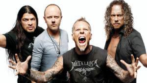 Тест: Насколько хорошо ты знаешь группу Metallica?