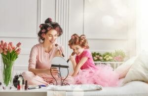 Психологический тест: Модная ли вы мама?