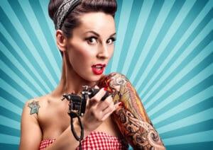 Тест для девушек: Какая татуировка тебе подойдет?
