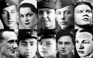 Тест: Узнаете ли вы актеров воевавших в Великой Отечественной войне?
