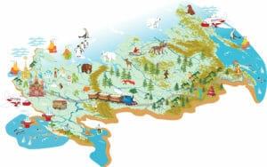 Тест: Какой город России вам подходит больше всего?