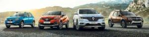 Тест для знатоков автомобильной марки Renault