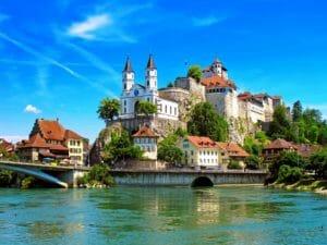 Географический тест: Знаешь ли ты  столицы стран Европы?