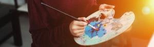 Тест на знание живописи: Вспомните названия этих знаменитых картин