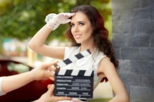 Тест: Какая бы у тебя была роль, если бы ты снялась в романтическом фильме